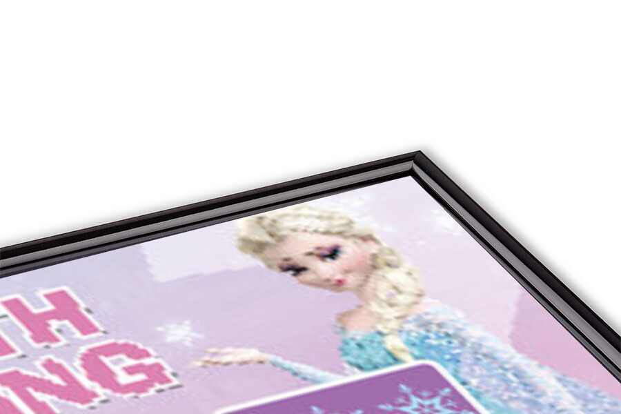 Frozen - Counting Poster