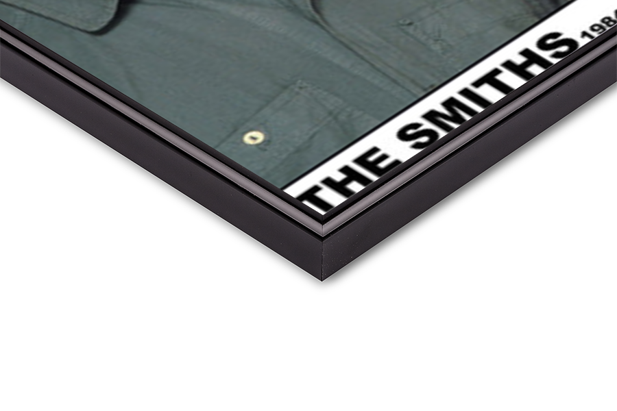 The Smiths 1984 Poster
