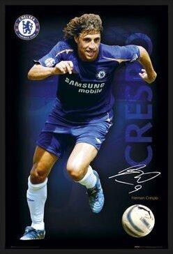 Chelsea - Crespo 05/06 Poster