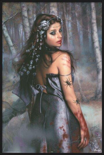 Arantza - alba Poster