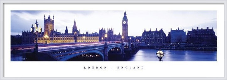 London - england Poster