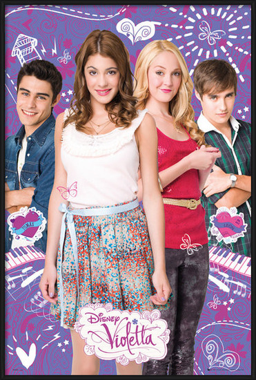 VIOLETTA - Group Poster