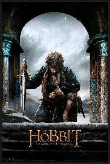 The Hobbit 3: Battle of Five Armies - Bilbo Poster