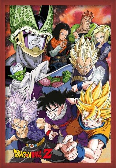 Dragon Ball Z - Cell Saga Poster