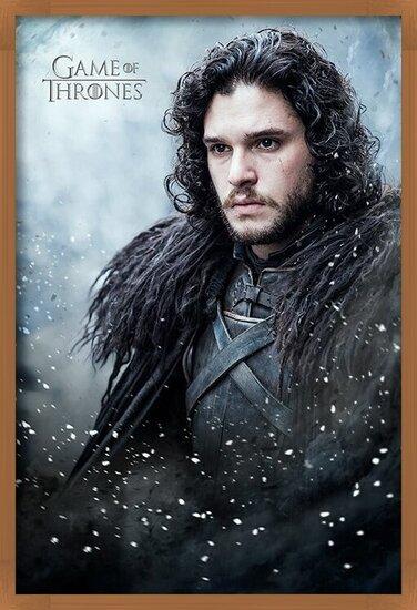 Game of Thrones - Jon Snow Poster