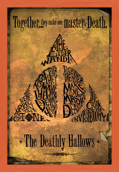 Harry Potter - Deathly Hallows Poster