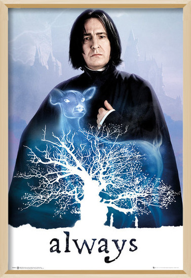 Harry Potter - Snape Always Poster