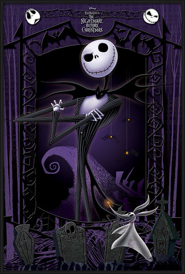 The Nightmare Before Christmas - It's Jack Poster