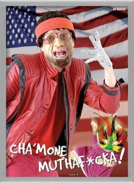 Bo' Selecta! - Cha'mone! Poster