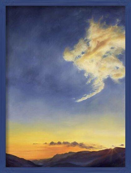 Fine Art Print  Father's Joy (Cloudscape), 2001
