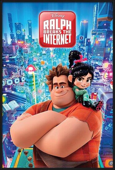 Wreck-It Ralph - Ralph Breaks the Internet Poster