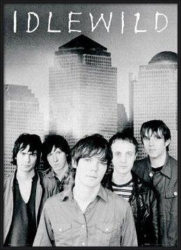 Idlewild - band shot Poster