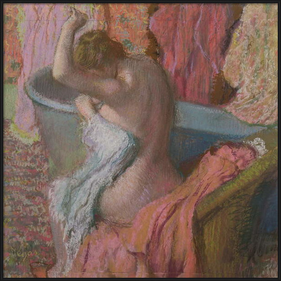 Fine Art Print Bather, 1899