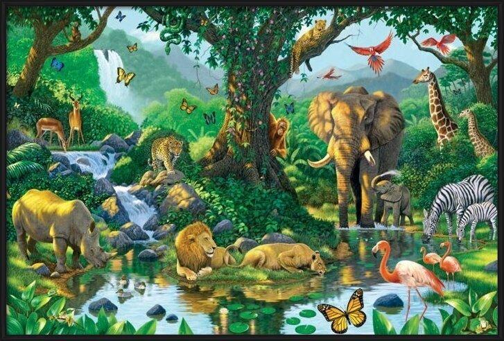 Harmony - jungle Poster