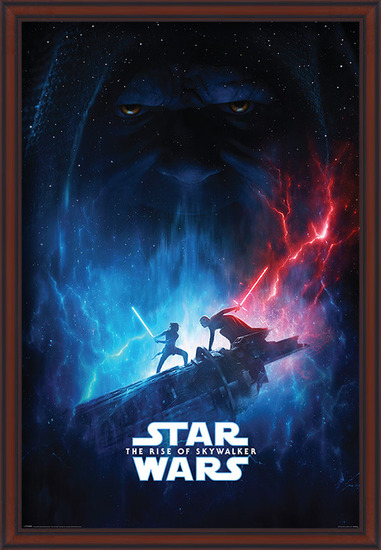 Star Wars: The Rise of Skywalker - Galactic Encounter Poster