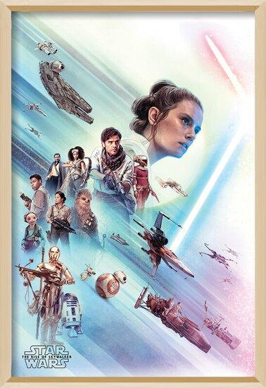 Star Wars: The Rise of Skywalker - Rey Poster