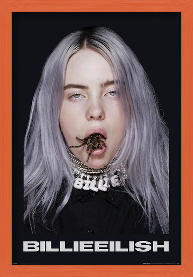Billie Eilish - Spider Poster