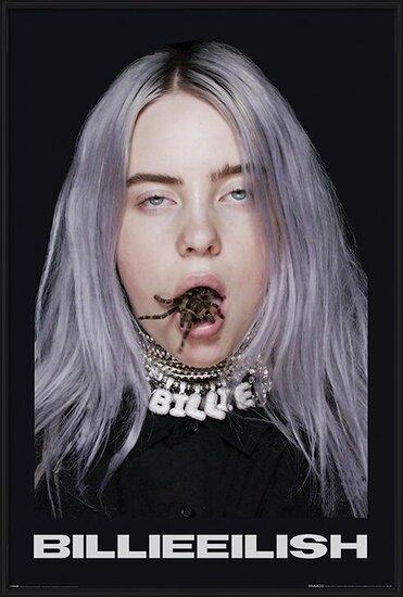 Billie Eilish - Spider Poster