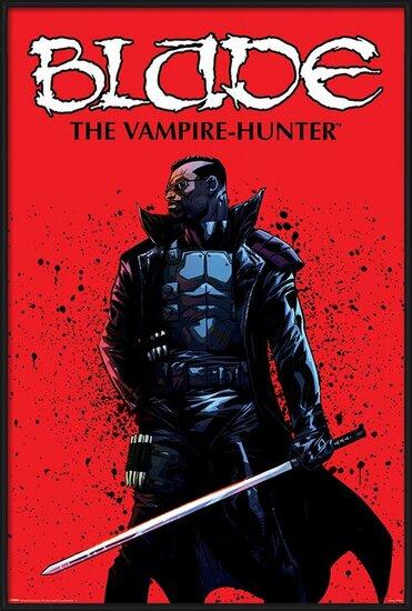 Blade - The Vampire Hunter Poster