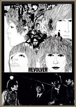 Beatles - revolver Poster