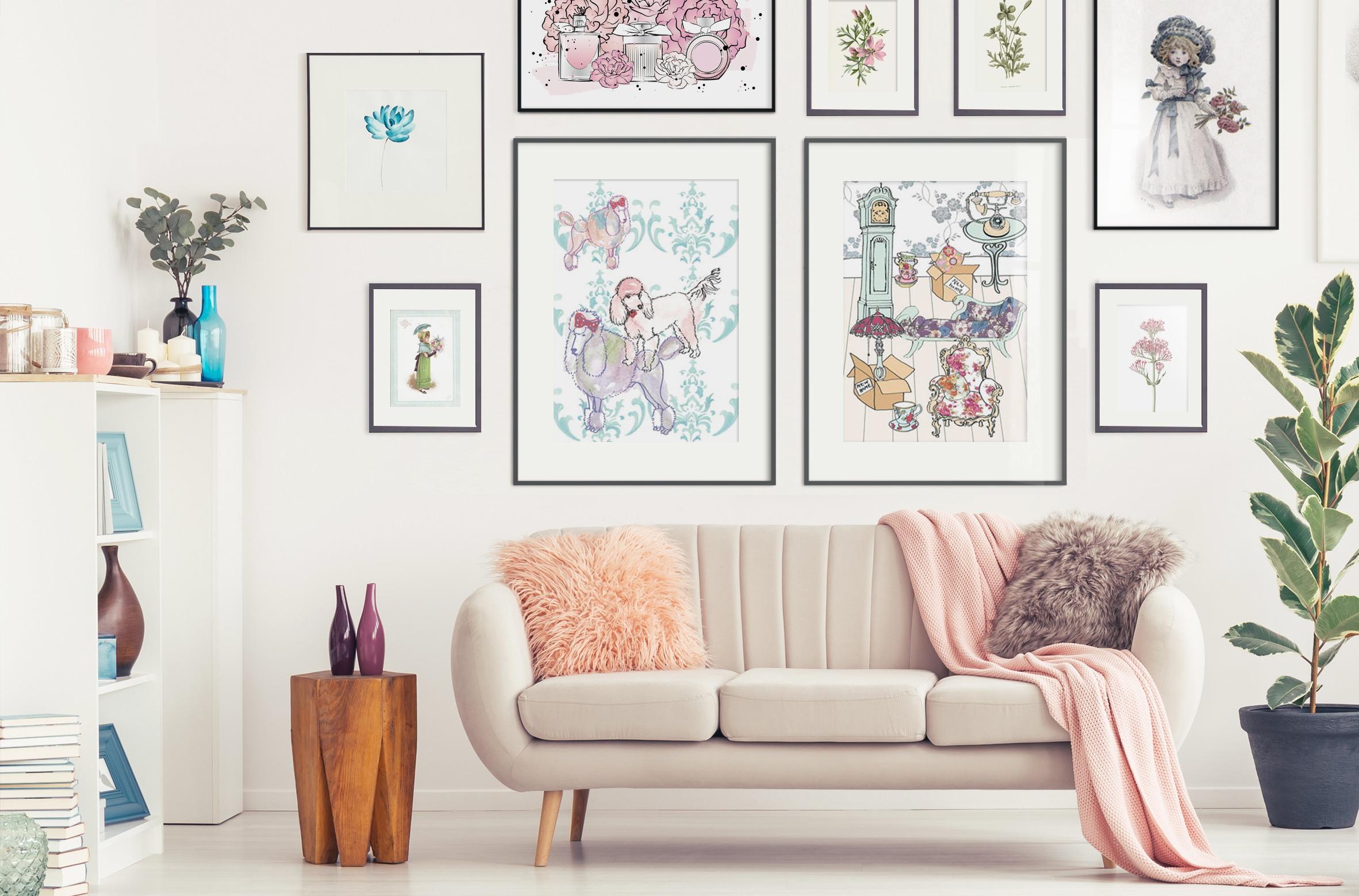 Fine Art Print New home, 2013