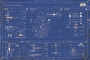 Star Wars - Rebel Alliance Fleet Blueprint