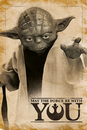 Star Wars - Yoda, May The Force Be With You