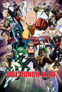 One Punch Man - Collage