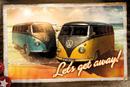 VW Camper - Let's Get Away