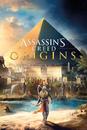 Assassins Creed: Origins - Cover