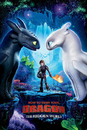How To Train Your Dragon 3 - One Sheet