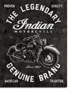 Indian Motorcycles - Legendary