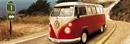 VW Volkswagen Californian - Route on